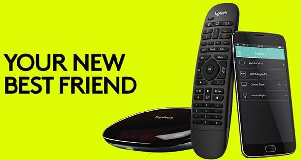 harmony companion 21 09 2015 - Logitech Harmony: nuovi telecomandi universali