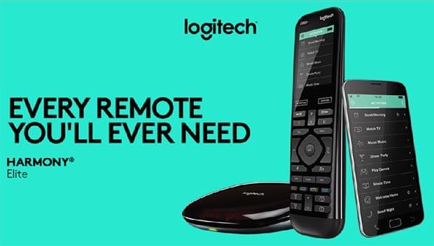 harmony elite 21 09 2015 - Logitech Harmony: nuovi telecomandi universali