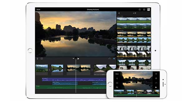 imovie 18 09 15 - Apple: iMovie per iOS con supporto 4K Ultra HD