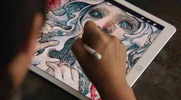 ipad pro11 10 09 15 - iPad Pro: disponibile dall'11 novembre a partire da 919€