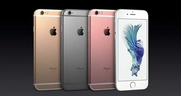 iphone6s 1 09 09 15 - iPhone 6S e 6S Plus con 3D Touch e video 4K
