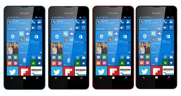 """llumia550 1 24 09 15 - Microsoft Lumia 550: Win 10 Mobile """"economico"""""""