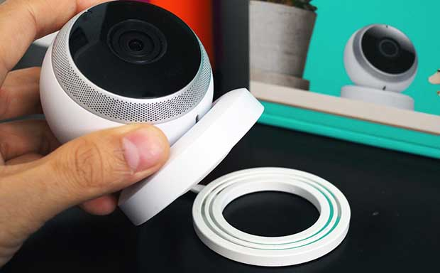 "logicircle4 30 09 15 - Logitech Circle: webcam 1080p ""smart"" per la casa"