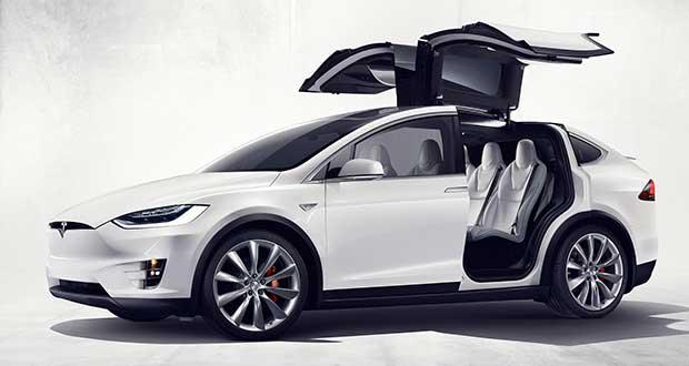 modelx1 30 09 15 - Tesla Model X: SUV 100% elettrico e super tecnologico