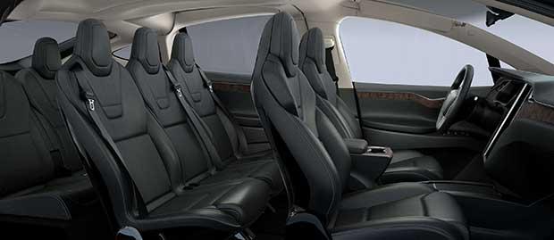 modelx4 30 09 15 - Tesla Model X: SUV 100% elettrico e super tecnologico