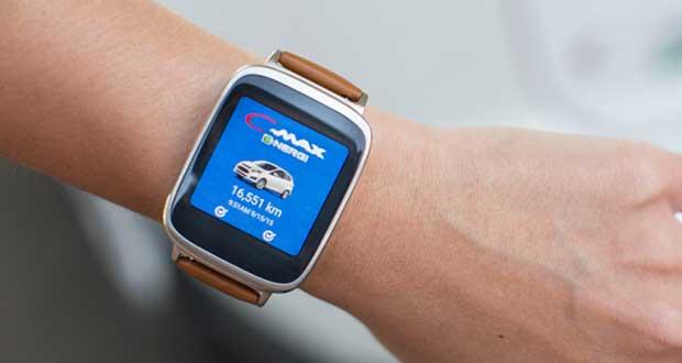 myford1 18 09 15 - Ford: nuova App smartwatch per aprire l'auto