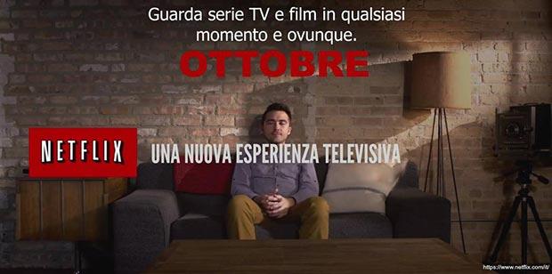 netflix prezzi 09 09 2015 - Netflix in Italia: tre abbonamenti a 7,99€, 8,99€ e 11,99€