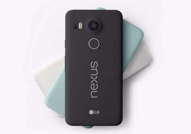 nexus 5x 3009 2015 - Nexus 5X: da 479€ con Chromecast in omaggio