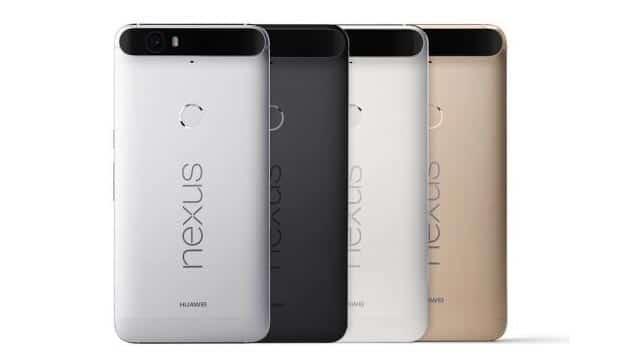 "nexus 6p 4 30 09 2015 - Nexus 6P: phablet Huawei e Google con AMOLED da 5,7"""