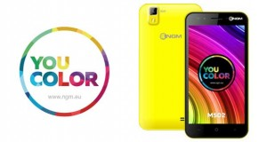 ngmm502 evi 14 09 15 300x160 - NGM You Color M502: smartphone Dual-SIM, 4G e 64 bit