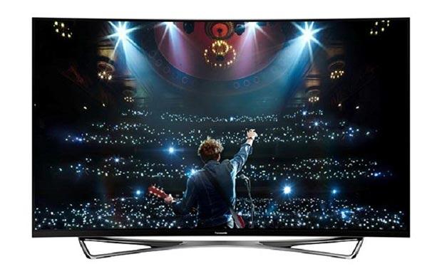 """panasonic cz950 03 09 2015 - Panasonic CZ950: TV OLED curvo da 65"""" con HDR"""