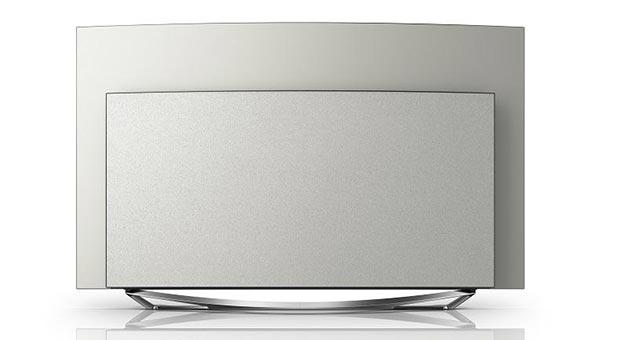 """panasonic cz950 3 03 09 2015 - Panasonic CZ950: TV OLED curvo da 65"""" con HDR"""