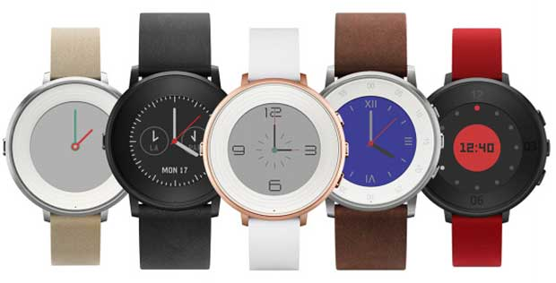 pebbleround 2 24 09 15 - Pebble Time Round: smartwatch tondo e sottile