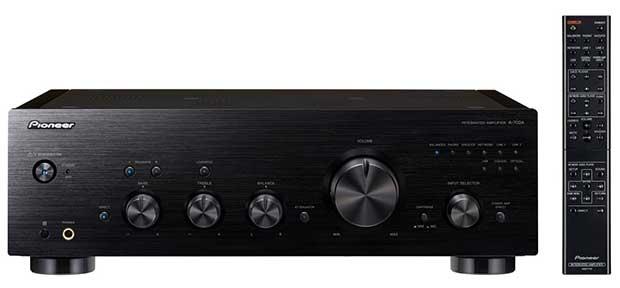 pioneer1 14 09 15 - Pioneer: amplificatori Hi-Fi con DAC A-50DA e A-70DA