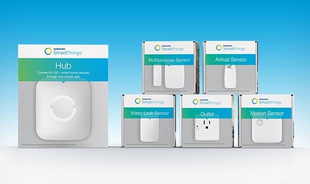samsung hub 04 09 2015 - Samsung SmartThings Hub: centralina per internet delle cose