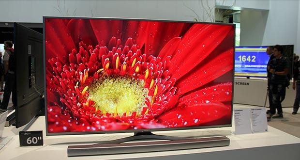 samsung ju6800 15 09 2015 - Samsung JU6800: LCD Ultra HD con Quantum Dot