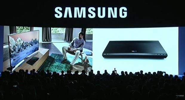 samsung ubdk8500 2 03 09 2015 - Samsung UBD-K8500: lettore Ultra HD Blu-ray