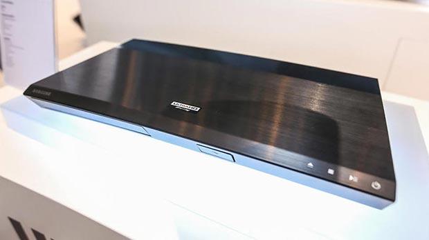 samsung ubdk8500 3 03 09 2015 - Samsung UBD-K8500: lettore Ultra HD Blu-ray