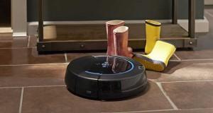 scooba450 1 25 09 15 300x160 - iRobot Scooba 450: robot lavapavimenti
