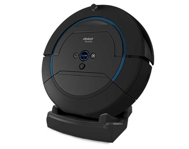 scooba450 3 25 09 15 - iRobot Scooba 450: robot lavapavimenti