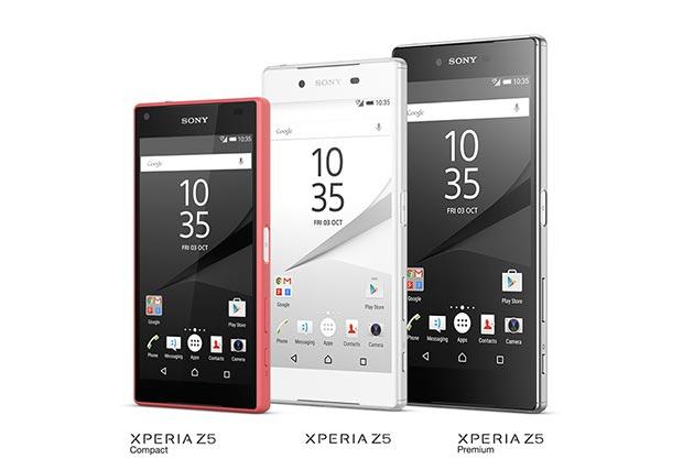 sony z5 03 09 2015 - Sony Xperia Z5, Z5 Compact e Z5 Premium: nuovi smartphone