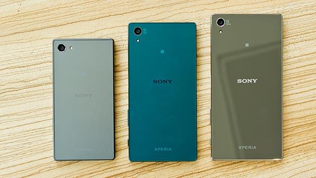 sony z5 4 03 09 2015 - Sony Xperia Z5, Z5 Compact e Z5 Premium: nuovi smartphone