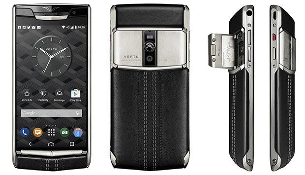 vertu 2 24 09 2015 - Vertu Signature Touch: smartphone potente e di lusso