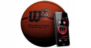 """wilsonx evi 21 09 15 300x160 - Wilson X: pallone """"smart"""" per la pallacanestro"""