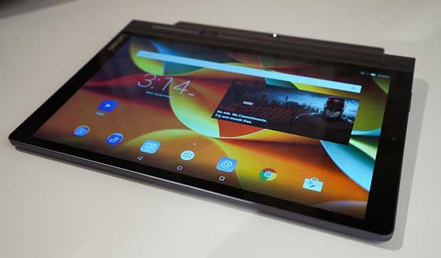 yogatab3pro4 05 09 15 - Lenovo Yoga Tab 3 Pro: tablet video con pico-proiettore