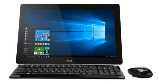 "acer aspire z3 700 1 12 10 15 - Acer Aspire Z3-700: All-in-One PC da 17,3"" con batteria"