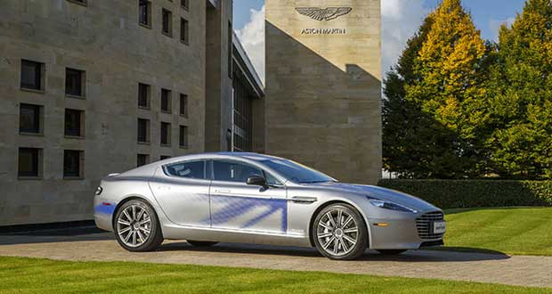 astonmartin1 23 10 15 - Aston Martin RapidE: super car elettrica da 1.000 CV
