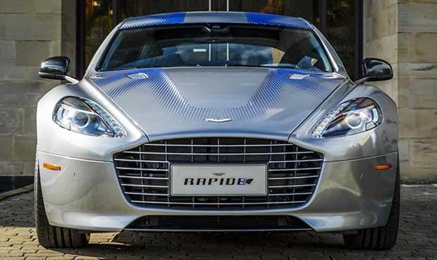 astonmartin2 23 10 15 - Aston Martin RapidE: super car elettrica da 1.000 CV