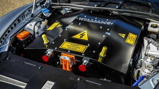 astonmartin3 23 10 15 - Aston Martin RapidE: super car elettrica da 1.000 CV