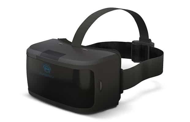 auravisor 2 27 10 2015 - AuraVisor: visore Full HD Android per la realtà virtuale