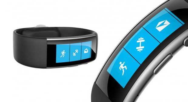 band2 1 06 10 15 - Microsoft Band 2: orologio fitness con AMOLED curvo