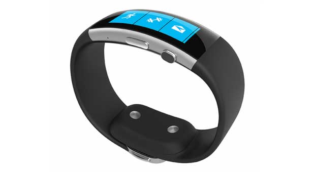 band2 3 06 10 15 - Microsoft Band 2: orologio fitness con AMOLED curvo