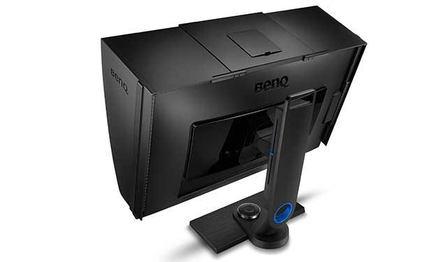 "benq sw2700pt 2 19 10 15 - BenQ SW2700PT: monitor 27"" LCD IPS per fotografi"