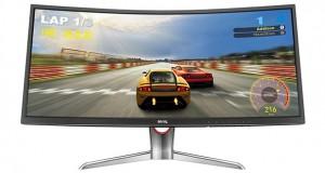 "benq xr3501 2 06 10 2015 300x160 - BenQ XR3501: monitor LCD curvo 21:9 da 35"" a 144Hz"