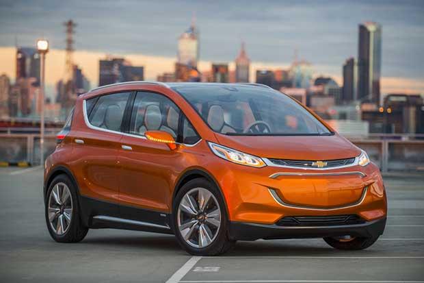 chevroletboltev 1 21 10 15 - Chevrolet Bolt EV: auto 100% elettrica sviluppata con LG
