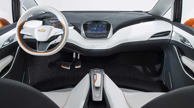 chevroletboltev 3 21 10 15 - Chevrolet Bolt EV: auto 100% elettrica sviluppata con LG