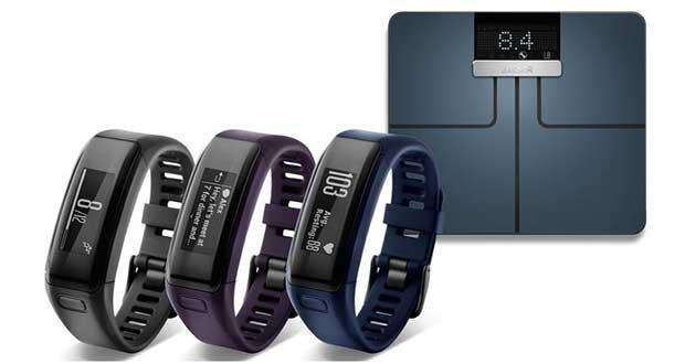 garmin evi 28 10 15 - Garmin: bilancia smart e nuovo activity tracker