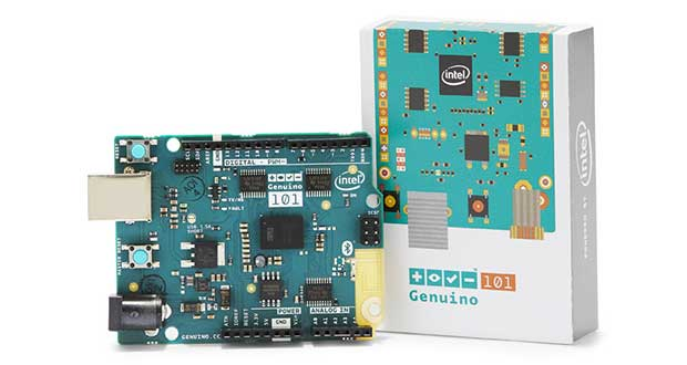 genuino101 1 19 10 15 - Genuino 101: hardware open-source con Intel Curie