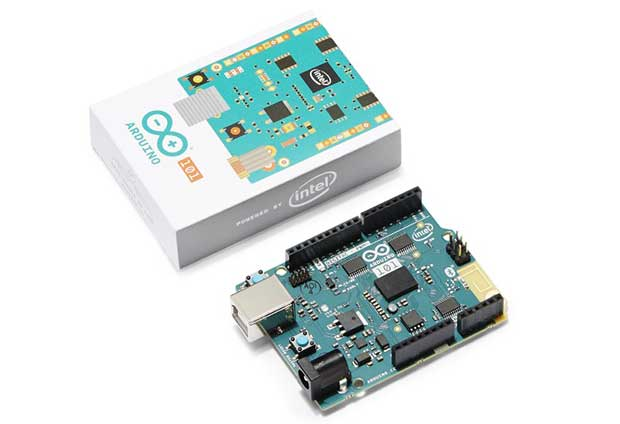 genuino101 2 19 10 15 - Genuino 101: hardware open-source con Intel Curie