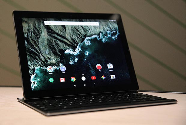 google pixelc 2 02 10 2015 - Google Pixel C: tablet con Tegra X1 e tastiera opzionale