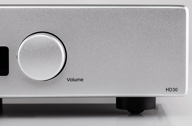 hegel hd30 2 12 10 2015 - Hegel HD30: DAC con funzioni di rete e AirPlay