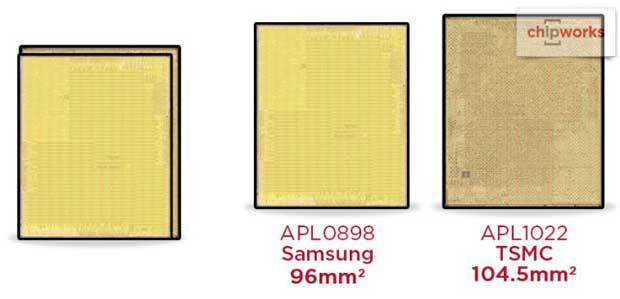 iphone6s 6splus 1 09 10 15 - iPhone 6S e 6S Plus con autonomie e chip A9 diversi