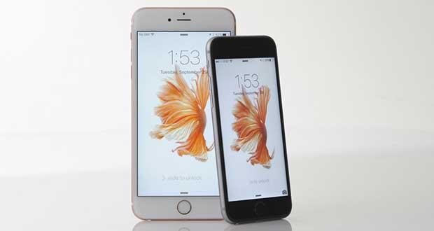 iphone6s 6splus evi 09 10 15 - iPhone 6S e 6S Plus con autonomie e chip A9 diversi