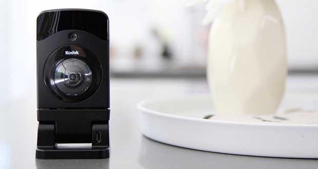kodak 2 12 10 15 - Kodak CFH-V20: webcam HD con extender Wi-Fi e IFTTT