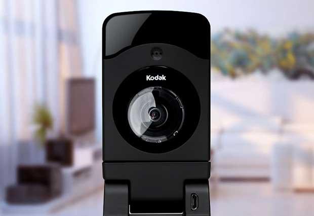 kodak 3 12 10 15 - Kodak CFH-V20: webcam HD con extender Wi-Fi e IFTTT