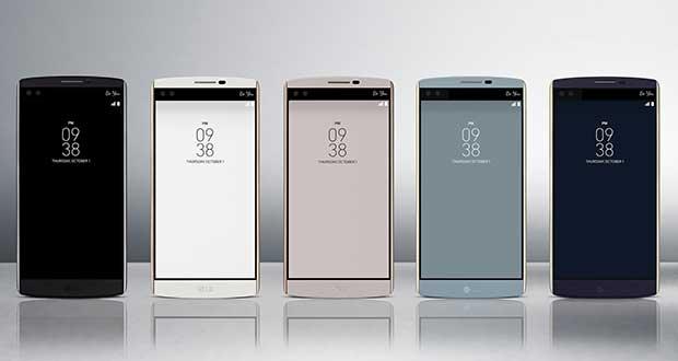 lgv10 1 01 10 15 - LG V20 con Android 7.0 Nougat a settembre